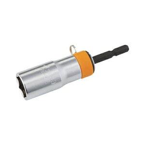 トップ工業:TOP 電動ドリル用落下防止ソケット(ストラップ付) ハイキャッチ 17mm ERB-17S 型式:ERB-17S