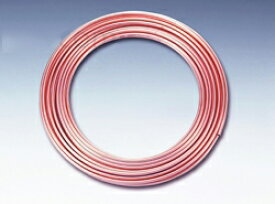 コベルコマテリアル銅管:銅コイル管(なまし管) 型式:銅コイル管-12.7×1×10M