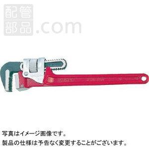 スーパーツール:スーパー デラックスパイプレンチ(鍛造製) DT600E 型式:DT600E