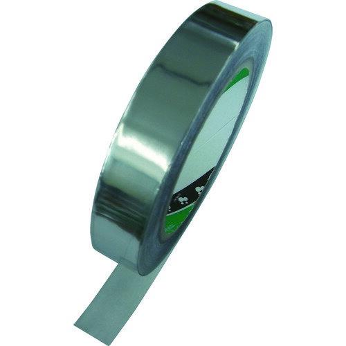寺岡製作所 TERAOKA 導電性アルミ箔粘着テープNO.8303 10mmX20M 8303 ハンダ付け可能 導電性テープ