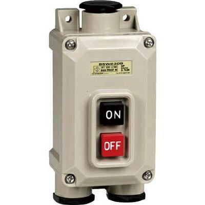 春日電機:動力用開閉器(防雨形) <BSW230B3> 型式:BSW230B3