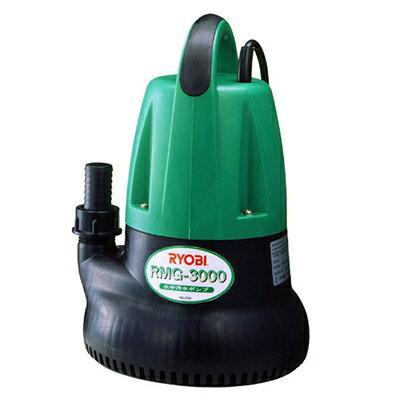 リョービ販売:水中汚水ポンプ 型式:RMG-3000 60HZ