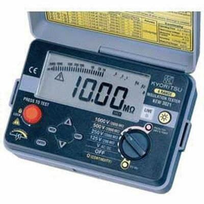 共立電気計器:キューメグ 型式:KEW 3021