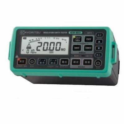 共立電気計器:キューメグアース 型式:KEW 6023