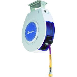 中発販売:Reelex 自動巻きエアーリール リーレックス エアーS (難燃性ホース) NAR-610WGR 型式:NAR-610WGR