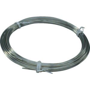 トラスコ中山:TRUSCO ステンレス針金 0.45mmX10m TSWS-045 型式:TSWS-045
