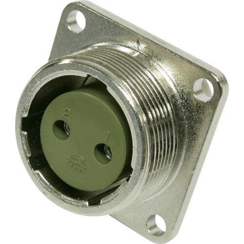 三和電気工業:SANWA 丸型コネクタ SNS-16シリーズ 3極 RSF SNS-1603-RSF 型式:SNS-1603-RSF
