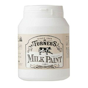 ターナー色彩:ミルクペイント 型式:ハニーマスタード 450ml