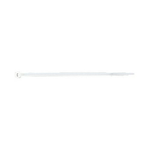 ヤザワコーポレーション:束ねるバンド白 型式:FTC100W30(1セット:30本入)