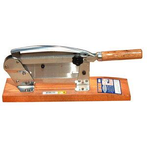 ウエダ製作所:フラワーカッター S-300木製台 型式:N-182-2