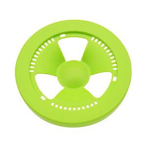 カクダイ:流し用排水プレート(グリーン) 型式:GA-PB030