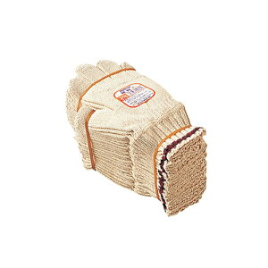 おたふく手袋:綿軍手カフス付 ビッグテキサス綿100% 型式:675