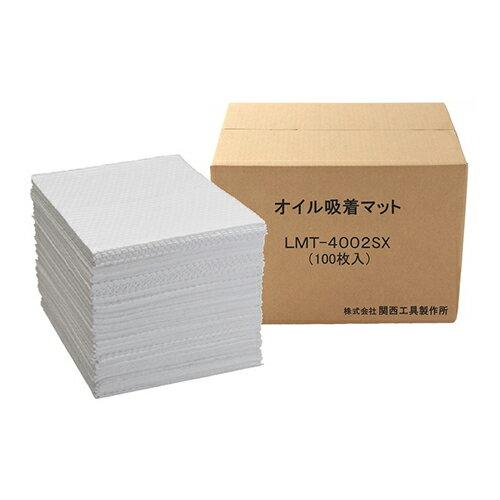関西工具製作所:オイル 吸着マット 型式:LMT-4002SX
