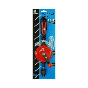 三共コーポレーション:KKK ハンドドリル Wギア 型式:KHD-8