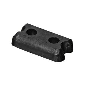 未来工業:塗代固定具(鉄製器具用塗代カバー用) 型式:PCF-210-K(1セット:10個入)