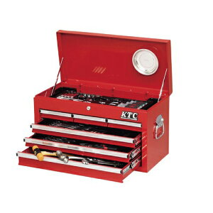 京都機械工具(KTC):SK36813XA 工具セット(チェストタイプ) 型式:SK36813XA