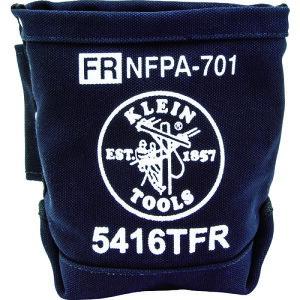 クラインツール社:ボルトバッグ ブラック 難燃タイプ 型式:5416TFR