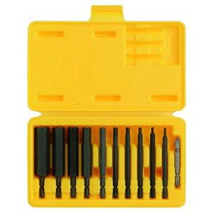 トップ工業:電動ドリル用ヘクスビットセット 型式:EHB-10000S