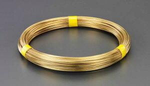 エスコ (ESCO) 0.9mmx175m /#20 真鍮線(1kg) EA951AE-0.9