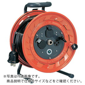 【スーパーSALE対象商品】ハタヤ 三相200V型コードリール 50m アース付 LP-502M ( LP502M ) (株)ハタヤリミテッド