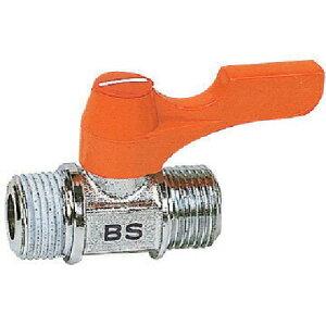 ASOH エースボール 外X外ネジ型 PT3/8XPF3/8 BS-1033 ( BS1033 ) アソー(株)