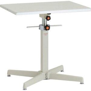 TRUSCO ローハイシステムテーブル ジャッキアップ式 600X450 TRS-600S ( TRS600S ) トラスコ中山(株)