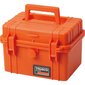 トラスコ(TRUSCO) プロテクターツールケース 270x215x186 オレンジ TAK-33OR ( TAK33OR ) トラスコ中山(株)