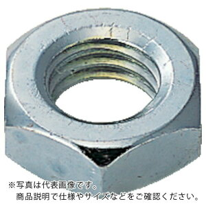 TRUSCO 六角ナット3種 ユニクロム サイズM4X0.7 270個入 B56-0004 ( B560004 ) トラスコ中山(株)