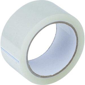 TRUSCO 手で切れる静音透明梱包用OPPテープ 0.055x48mmx50m TOPTS-50S ( TOPTS50S ) トラスコ中山(株)