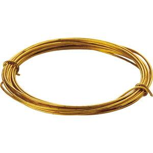 TRUSCO 真鍮線 線径1.20mmx約2.5m TBW-18 ( TBW18 ) トラスコ中山(株)