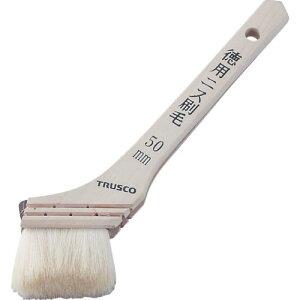 徳用ニス刷毛木柄 20号 TPB-427