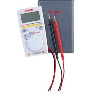 SANWA ポケット型デジタルマルチメータ ( PM3 ) 三和電気計器(株)