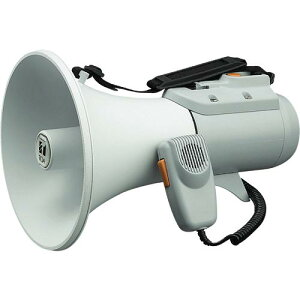 TOA 中型ショルダー型メガホン ホイッスル音付き ER-2115W ( ER2115W ) TOA(株)