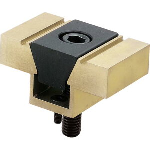 イマオ ダブルエッジクランプ(セルフカット)50.8X25.4 M8 ( MBDES08 ) (株)イマオコーポレーション