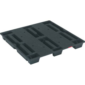 TRUSCO 輸出梱包用スキットパレット 1100X1100 TJC-S2-1111 ( TJCS21111 ) トラスコ中山(株)