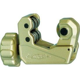 スーパー ベアリング装備チューブカッター(切断できるパイプ外径:4〜28) TCB104 ( TCB104 ) (株)スーパーツール