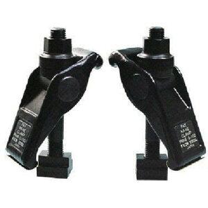 フジ ハネクランプセット フランジナットM22 Tナット24 ボルト200H 2個1組 PM-7S ( PM7S ) フジツール(株)