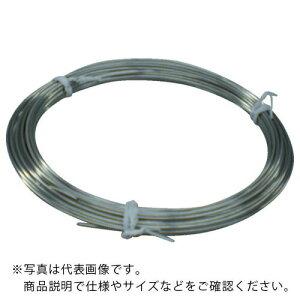 トラスコ(TRUSCO) ステンレス針金 小巻タイプ 2.0mmX10m TSWS-20 ( TSWS20 ) トラスコ中山(株)