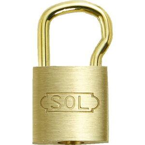 SOL シリンダー錠ツル長25mm(パック) 2500BP-25L (#2500 25MMブリスター) ( 2500BP25L ) 清水(株)
