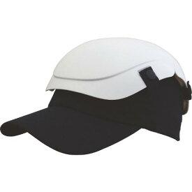 トラスコ(TRUSCO) 防災用セーフティ帽子 キャメット ホワイト TSCM-W ( TSCMW ) トラスコ中山(株)