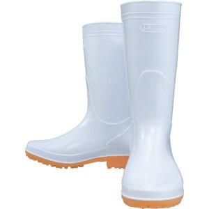 おたふく 耐油長靴 白 24.5 JW707-WH-245 ( JW707WH245 ) おたふく手袋(株)