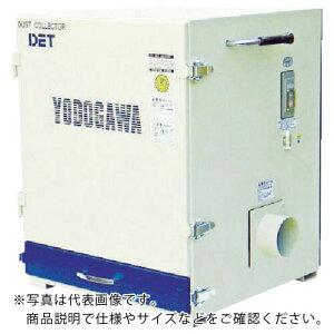 淀川電機 カートリッジフィルター式 集塵機 DETシリーズ 三相200V(3.7kW・IE3モータ)60Hz DET370P-60HZ ( DET370P60HZ ) 淀川電機製作所