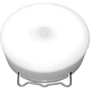 IRIS 乾電池式LED屋内センサーライト ホワイト マルチタイプ 昼白色 BSL40MN-W ( BSL40MNW ) アイリスオーヤマ(株) LED事業本部