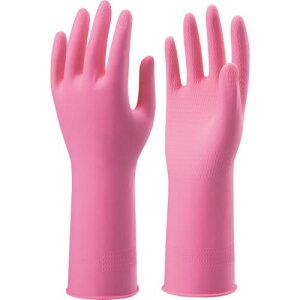 ショーワ 天然ゴム手袋 しなやか中厚手 ピンク Sサイズ SNYKC-SP ( SNYKCSP ) ショーワグローブ(株)