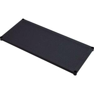 IRIS 530754 メタルラックパンチング棚板 100cm ブラック MR-100TP-BK ( MR100TPBK ) アイリスオーヤマ(株)