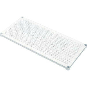 IRIS 530752 メタルラックパンチング棚板 100cm ホワイト MR-100TP-WH ( MR100TPWH ) アイリスオーヤマ(株)