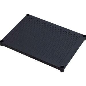 IRIS 530745 メタルラックパンチング棚板 61cm ブラック MR-61TP-BK ( MR61TPBK ) アイリスオーヤマ(株)