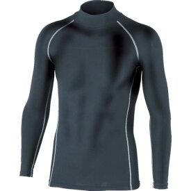 おたふく BTパワーストレッチハイネックシャツ ブラック 3L JW-170-BK-3L ( JW170BK3L ) おたふく手袋(株)