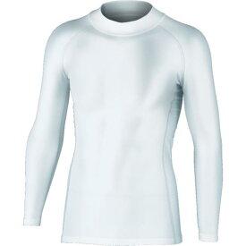 おたふく BTパワーストレッチハイネックシャツ ホワイト L JW-170-WH-L ( JW170WHL ) おたふく手袋(株)