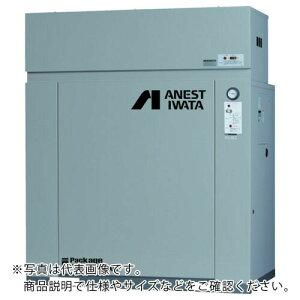 アネスト岩田 パッケージコンプレッサ D付 2.2KW 60Hz CLP22EF-8.5DM6 ( CLP22EF8.5DM6 ) アネスト岩田(株)